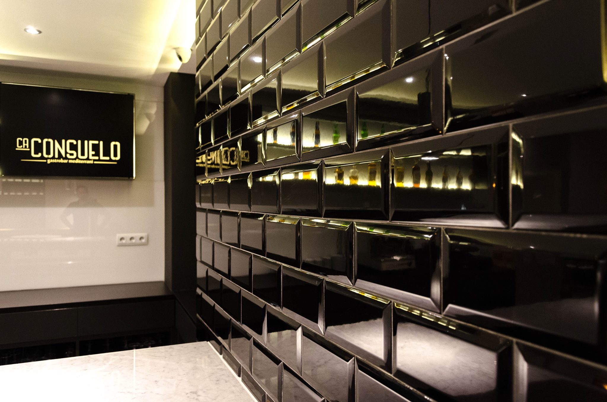 kakel biselado mugat negro 10x20 kakel online tiles r us ab. Black Bedroom Furniture Sets. Home Design Ideas