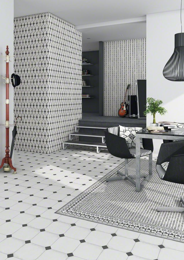 Klinker oktagon 15x15 kakel online tiles r us ab for Nivault carrelage