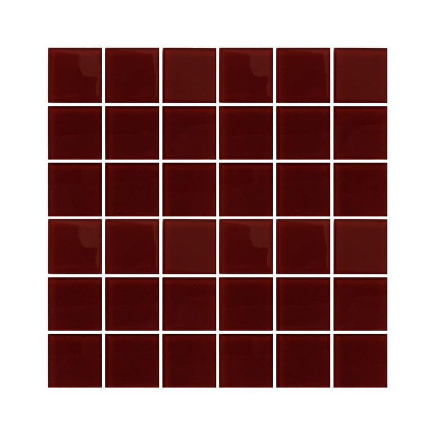 pure glass r d 5x5 1 kakel online tiles r us ab. Black Bedroom Furniture Sets. Home Design Ideas
