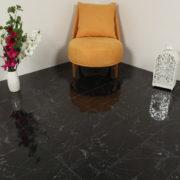 Klinker Carrara Black 30X60