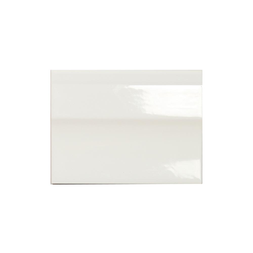 Kakel Zócalo Rivoli Blanco 15X20 - Kakel Online-Tiles R Us AB