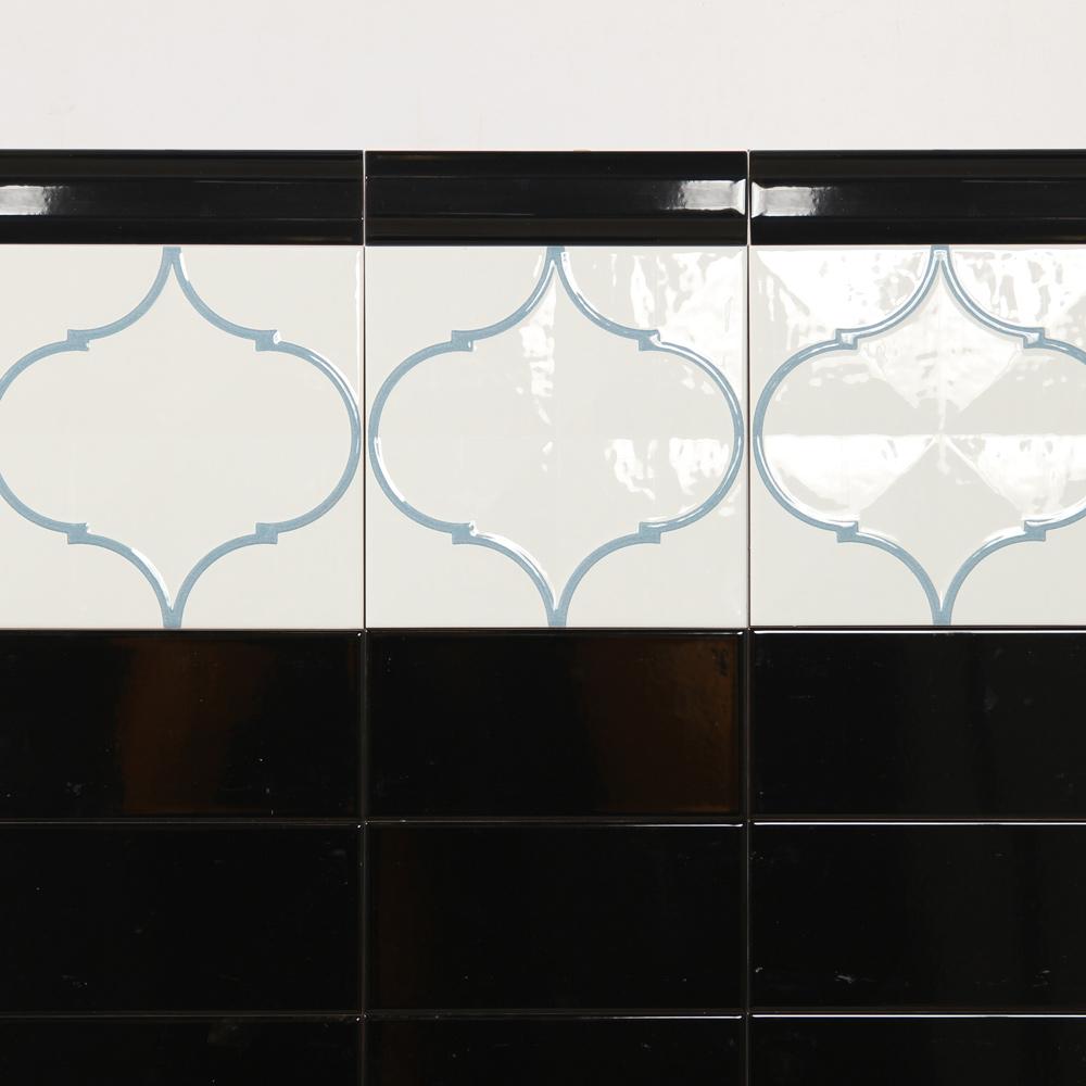 kakel remate rivoli negro 5x20 kakel online tiles r us ab. Black Bedroom Furniture Sets. Home Design Ideas