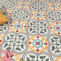 Marockanskt Kakel Safi Colors 20X20