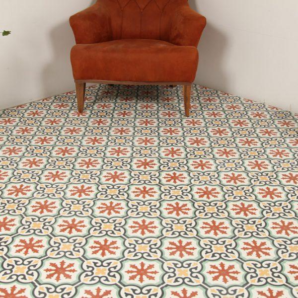 marockanskt kakel marrakech 20x20