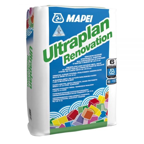 Ultraplan-Renovation