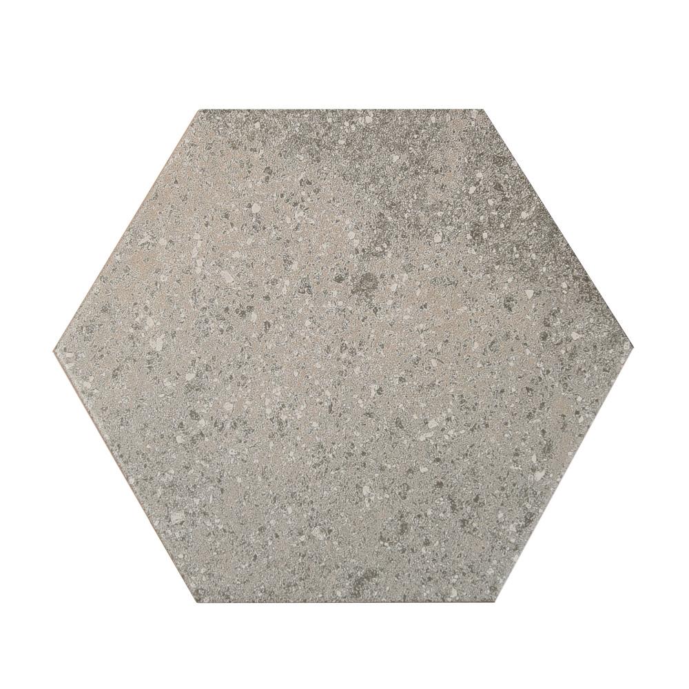 klinker hexagon benson basalto 23x26 6 kakel online. Black Bedroom Furniture Sets. Home Design Ideas