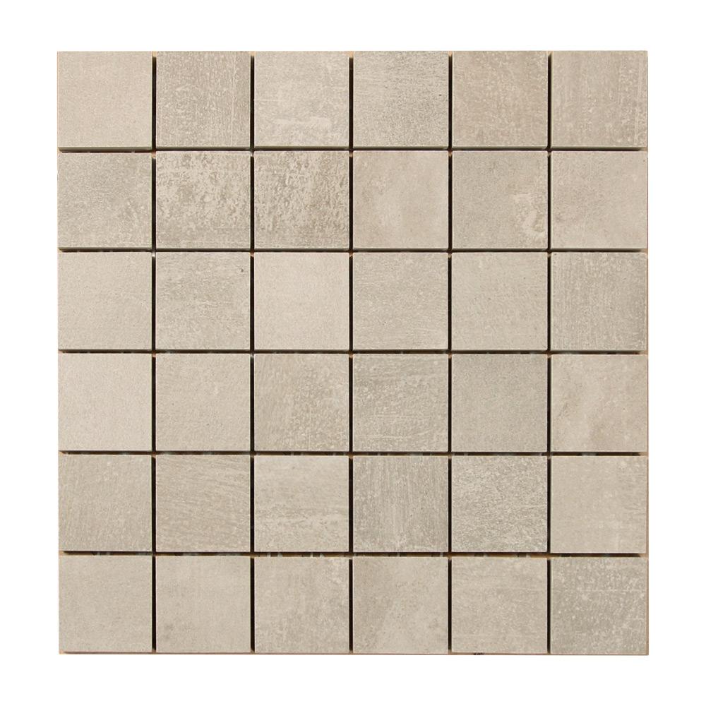 concrete dark grey mosaik 30x30 kakel online tiles r us ab. Black Bedroom Furniture Sets. Home Design Ideas