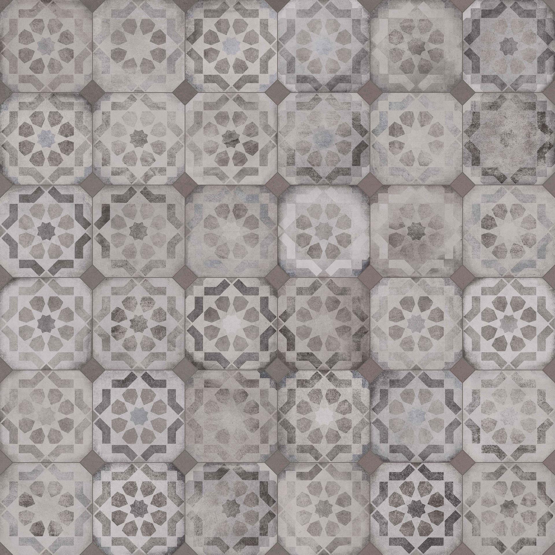 Klinker oktagon turgis sombra 20x20   kakel online tiles r us ab