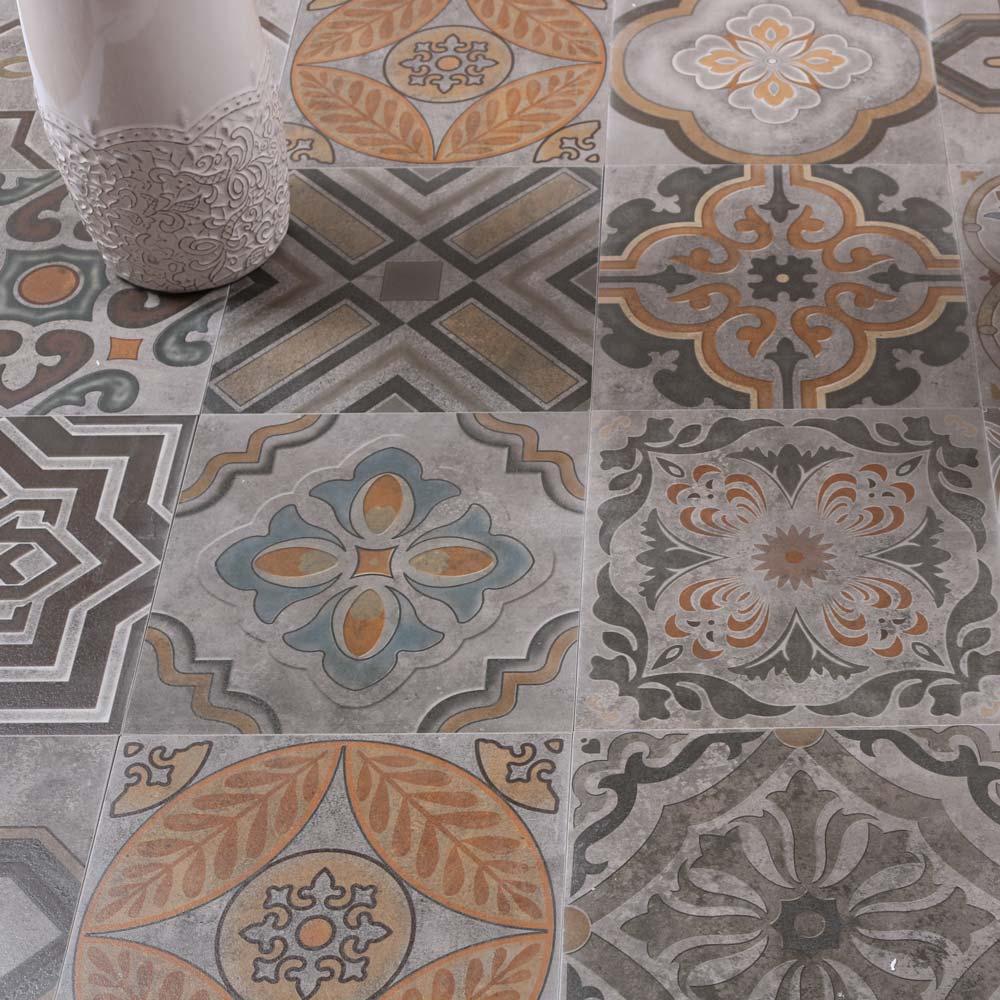 Inredning mönstrat klinker : Klinker Giza 20X20 - Kakel Online-Tiles R Us AB