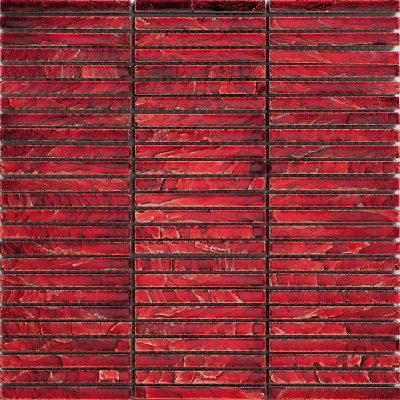 Mosaik D Essenza Red 30X30
