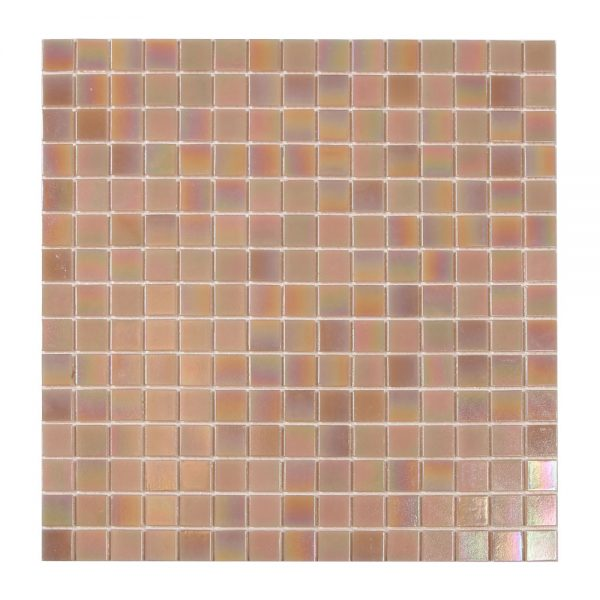 Glasmosaik Rosa Rainbow 32,7X32,7