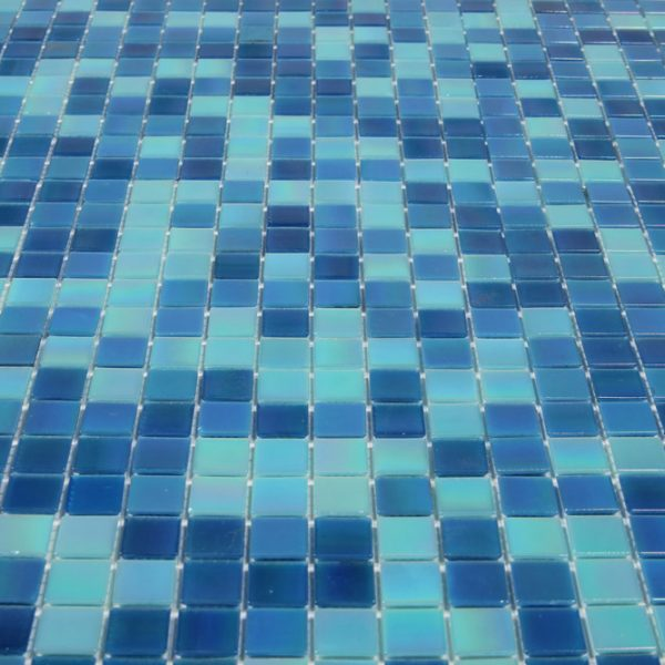 Glasmosaik Heaven 32,7X32,7