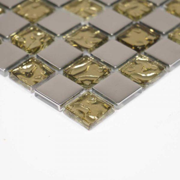 Kristallmosaik Glow Mix 30X30