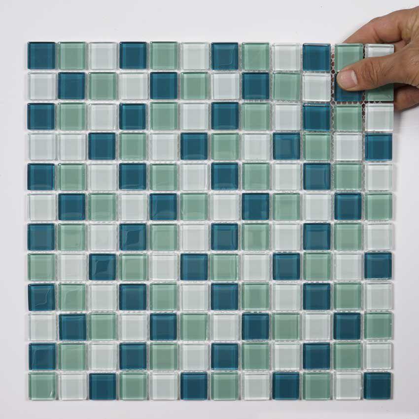 mosaik jade 30x30 kakel online tiles r us ab. Black Bedroom Furniture Sets. Home Design Ideas