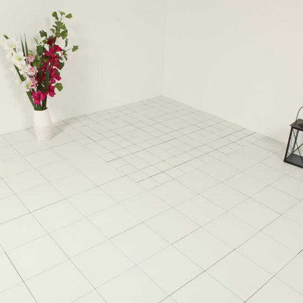 Klinker Soft Vitt Matt 20X20