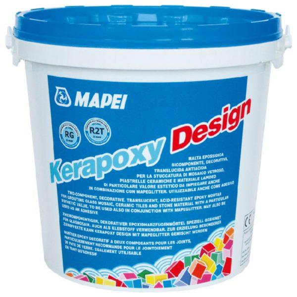 Kerapoxy Design - Silver Grey 3kg