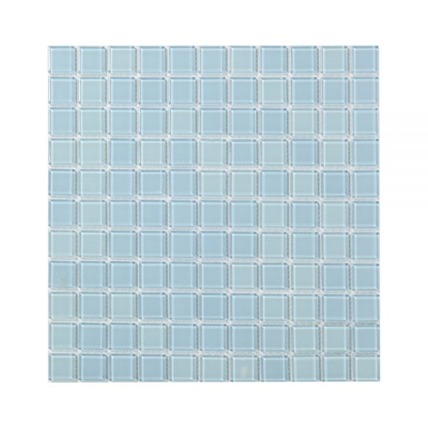 Kristallmosaik Light Blue 30X30