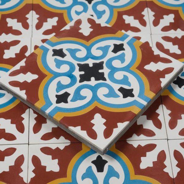 Marockanskt Kakel Ifrane 20X20