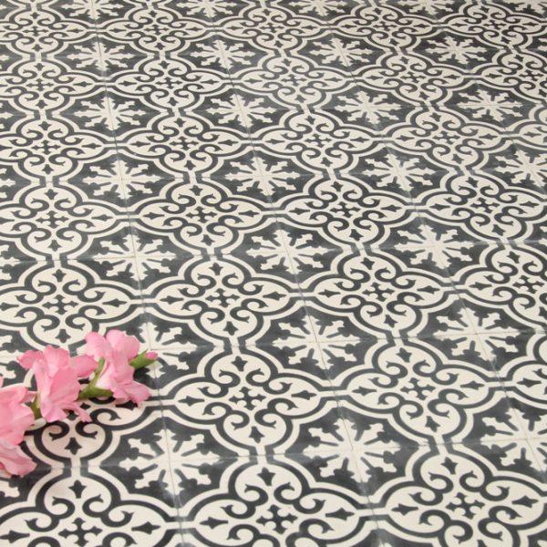 Marockanskt Kakel Vintage Berkane 20X20
