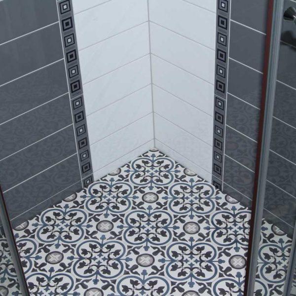 Marockanskt Kakel Nkob Slim 20X20