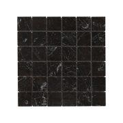 Mosaik Carrara Black 30X30