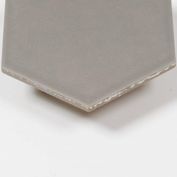 Klinker Hexagon Grey 14X16