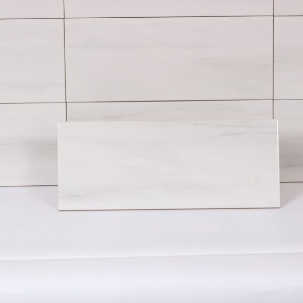 Kakel White Marmor 20X50