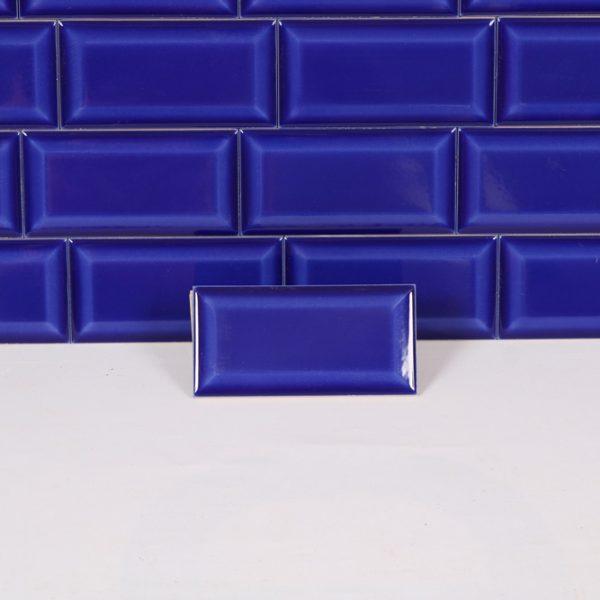Kakel Metro Deep Blue 7,5X15