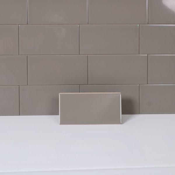 Kakel Plan Grey 10X20