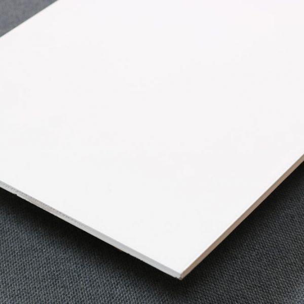 Vitt Blank kakel 30X90