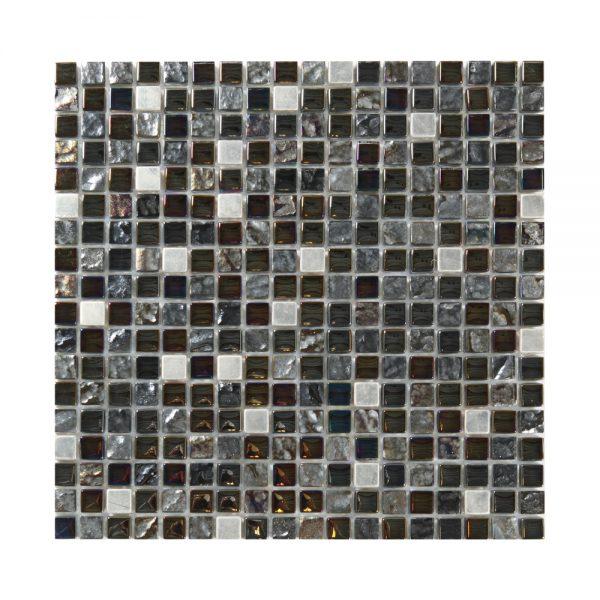 Kristallmosaik Silver Mix 30,5X30,5