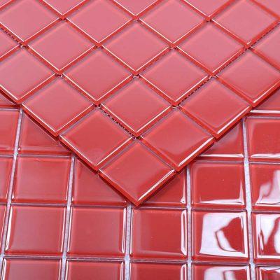 Kristallmosaik Red Rose 4,8X4,8