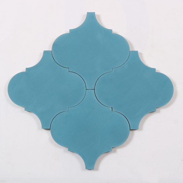 Marockanskt Kakel Blue Lantern 20X20