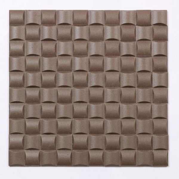 Mosaik Brown Tetris 30,4X30,4