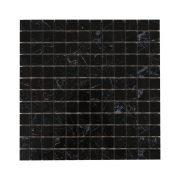 Mosaik Carrara Black 2,4X2,4