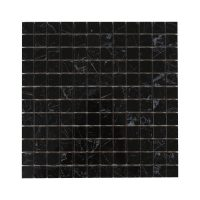 Mosaik Carrara Black 2,4X2,4