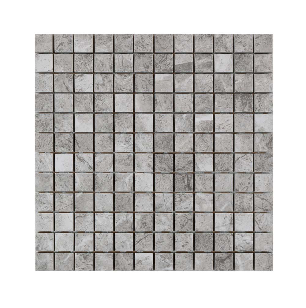 mosaik cloud grey 2 4x2 4 kakel online tiles r us ab. Black Bedroom Furniture Sets. Home Design Ideas