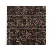 Mosaik Dark Emperador 2,4X2,4