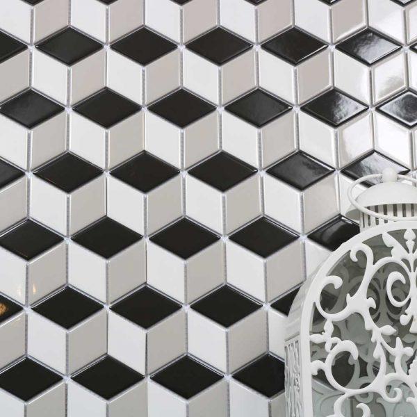 Mosaik Stairs 26,7X30,9
