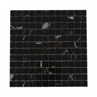 Mosaik Nero Marquina 2,4X2,4