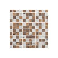 Glasmosaik Baza Oak 31,5X31,5