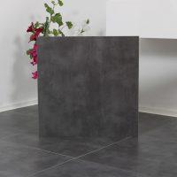 Klinker Concrete Dark Lappato 60X60