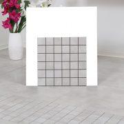Mosaik Lappato Light Grey 30X30
