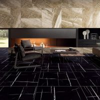 Klinker Laurent Black 60X90