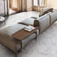 Klinker White Carrara 60X90