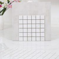Mosaik New Bianco Carrara 30X30