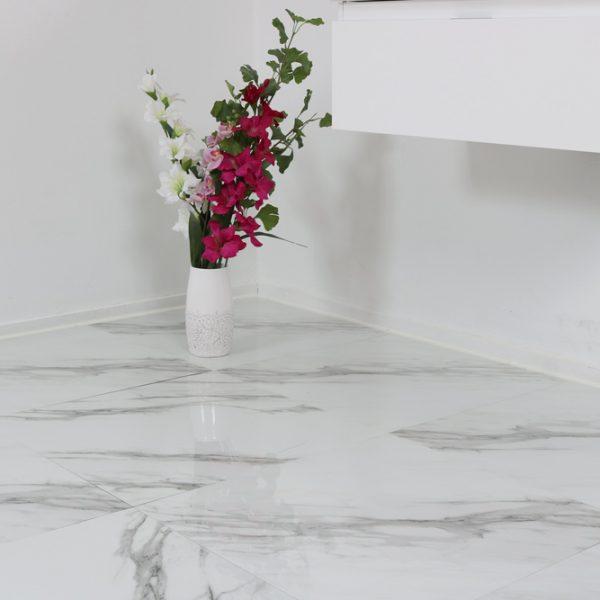 Klinker Bianco Venecia 60X60