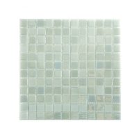 Glasmosaik Mijas White 31,5X31,5