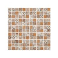 Glasmosaik Mora Brown 31,5X31,5