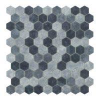 Glasmosaik Osuna Blue 31,7X30,7